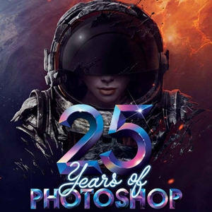 25th Anniversary of Adobe Photoshop