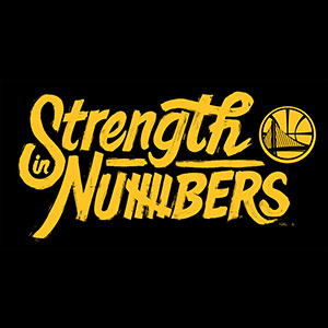 Golden State Warriors Strength In Numbers